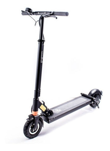 patineta - scooter eléctrico go green f5 350w negra