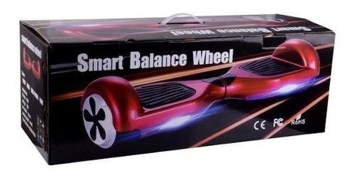 patineta scooter eléctrico smart balance bluetooth + control