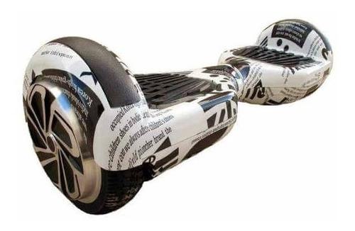 patineta scooter electrico smart balance+ bluetooth / tech