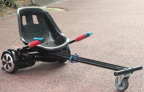 patineta scooter electrico smart balance+carro/ technosoules