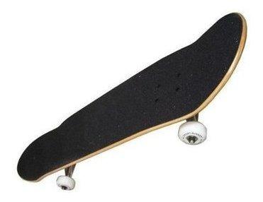 patineta skate con lija antideslizante para niños y jévenes