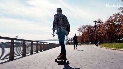 patineta skate con tabla lija antideslizante nueva de oferta