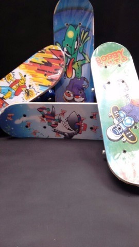 patineta skate  varios diseños