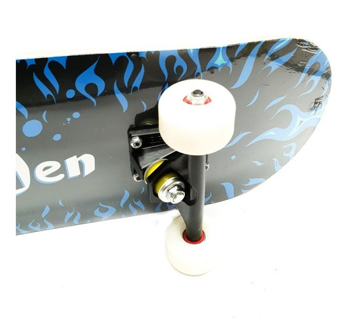 patineta skateboard tabla trucks rodamientos calidad