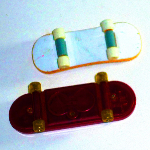 patinetas mini fingerboard techdeck,usadas buenas valor c/u