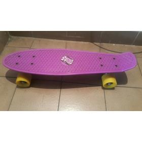 Patinetas Skate Tipo Penny Banana Rama Original