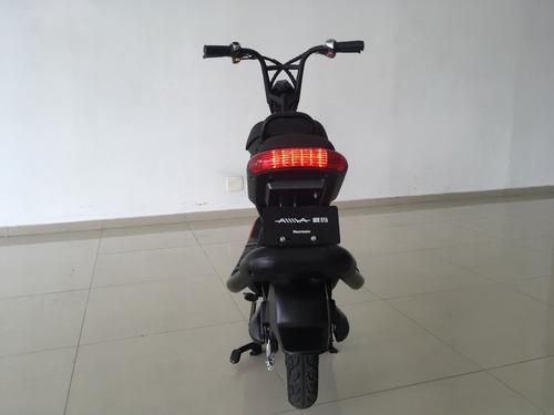patinete eletrico 500w marca aima modelo ku xun 2