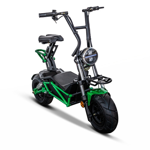 patinete elétrico street e-power fun motors 1600 wats
