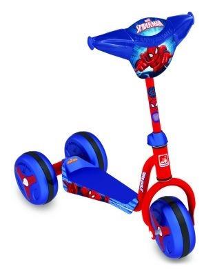 patinete homem aranha marvel avengers brinquedos bandeirante