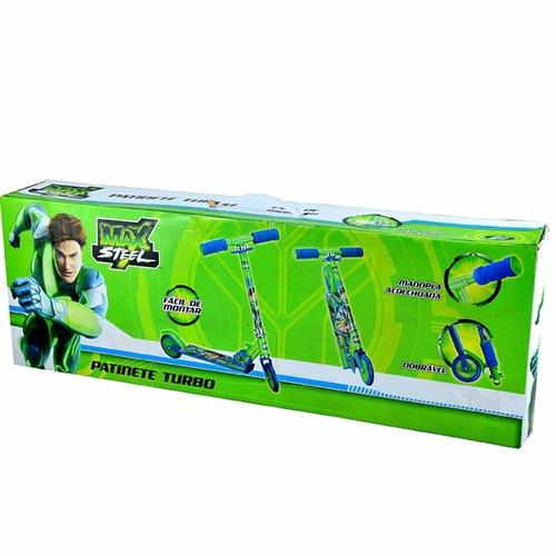 patinete turbo max steel 8935 astro toys - bonellihq