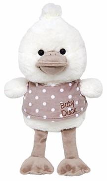 patinho baby de pelúcia - menino! pelúcia original nova