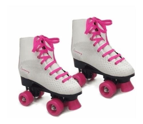 patins classico 4 rodas infantil adulto retro 34 35 36 38 39