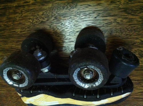 patins classico professional usa 4wheelers special n°31