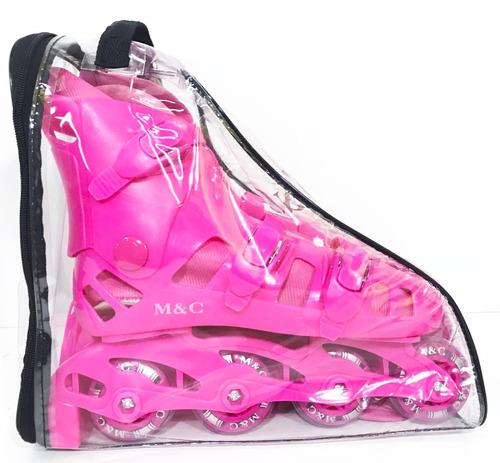 patins infantil feminino