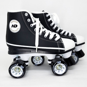 27f65c0ddd4 Patins 4 Rodas Modelo All Star - Patins e Skates no Mercado Livre Brasil