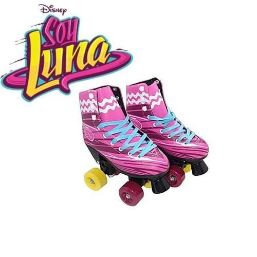 patins sou luna roller skate 2.0 multikids original disney