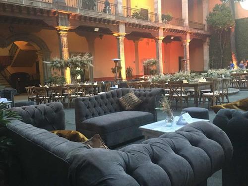 patio colonial para eventos en centro histórico de la cdmx