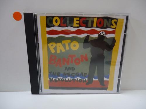 pato banton and the reggae revolution - by trekus vintage