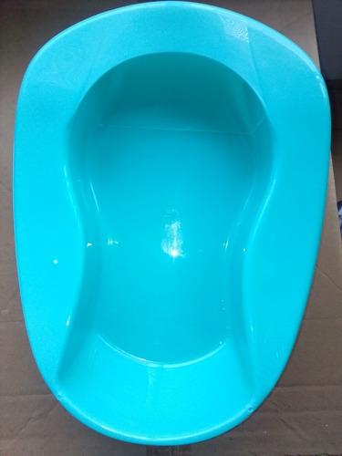 pato clínico azul