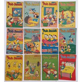 Pato Donald 1968 Abril 4 Gibi Hq Antigo E Raro Frete Grátis