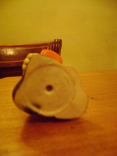 pato donald d goma 20 cm