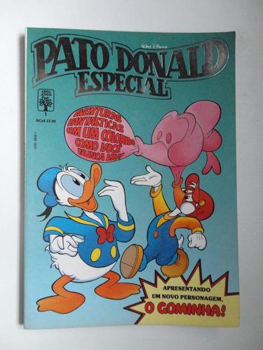 pato donald especial nºs 1-3-4