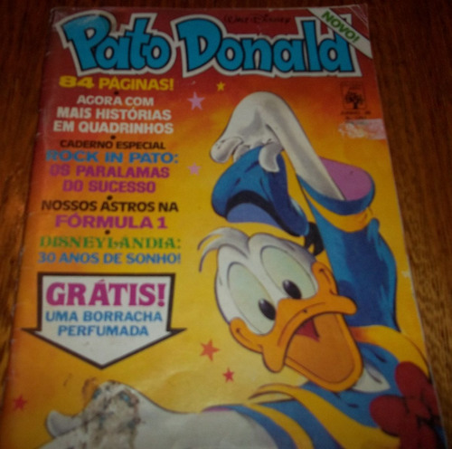 pato donald nº 1751 -