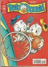 pato donald n. 2145- editora abril - agosto 1998
