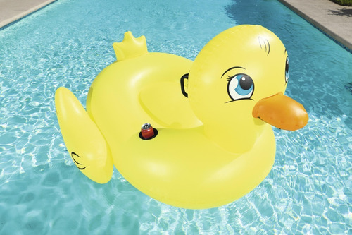 pato inflable 186 x 127 cm bestway 41106 pileta educando ful