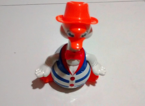 pato patinho dancing duck mexe boca olhos dança brinquedos !