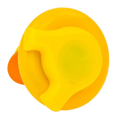 pato seguridad baño prueba agua termometro digital