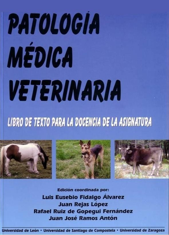 PATOLOGIA MEDICA VETERINARIA EBOOK