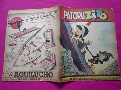 patoruzito n° 129 año 1948 -  semanario de historietas