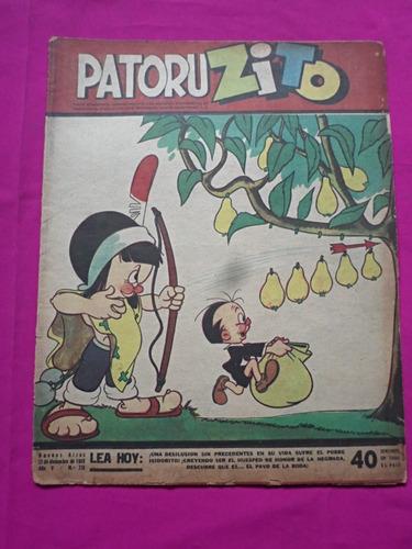 patoruzito n° 216 año 1949 -  semanario de historietas