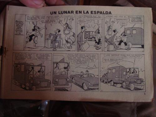 patoruzu comic historieta