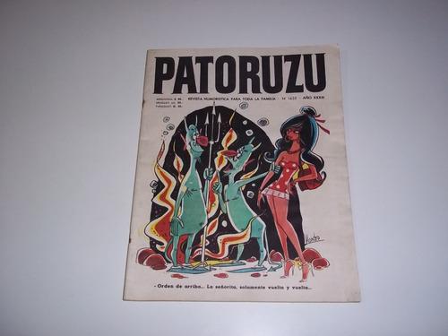 patoruzu semanal 1635. junio de 1969.