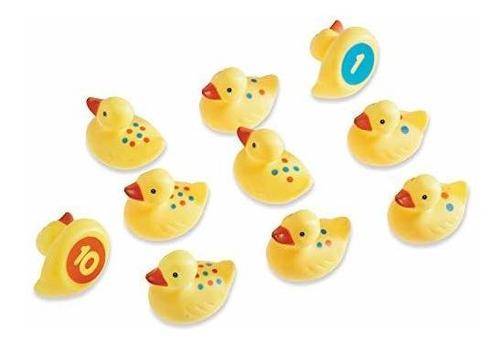 patos de juguete-smart splash numero fun patos