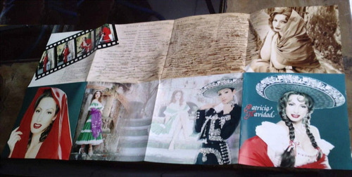 patricia navidad mexicana cd rarisimo c/ booklet a colores