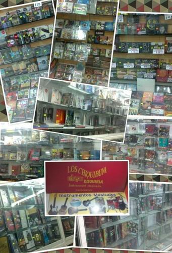 patricio rey y sus redonditos  discografia 11 cds sellados