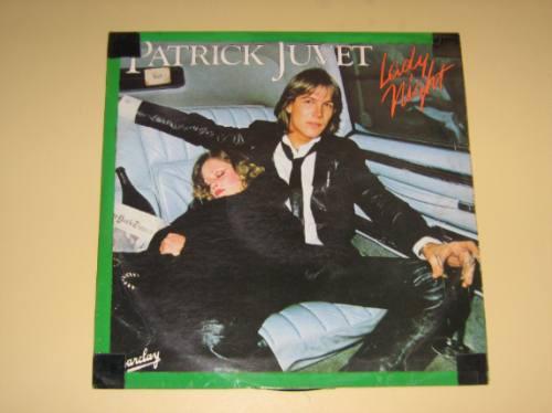 patrick juvet - lady night - 1979 - lp vinil