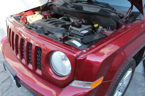 patriot aut jeep
