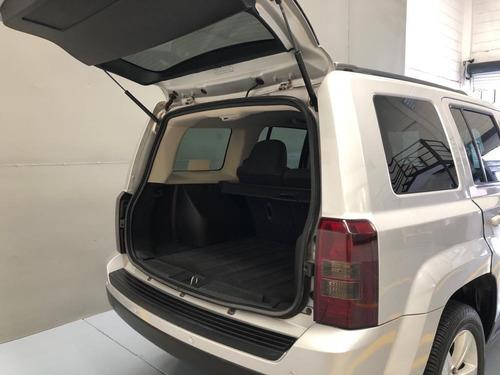 patriot aut. jeep