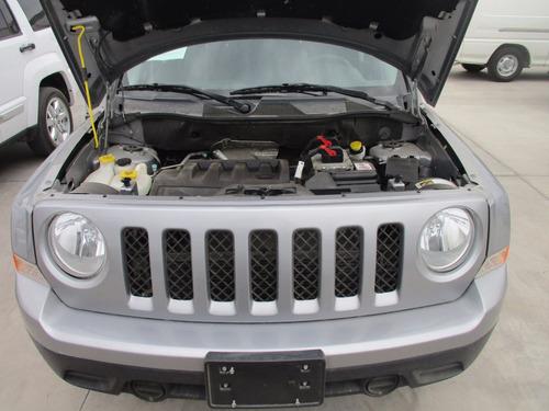 patriot aut, jeep