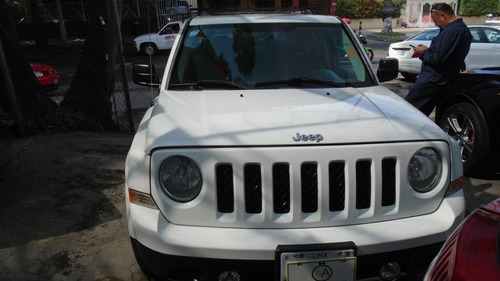 patriot auto jeep