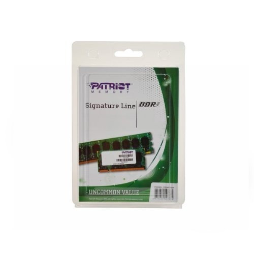 patriot signature ddr3 8 gb (2 x 4 gb) cl11 pc3-12800 (1600m