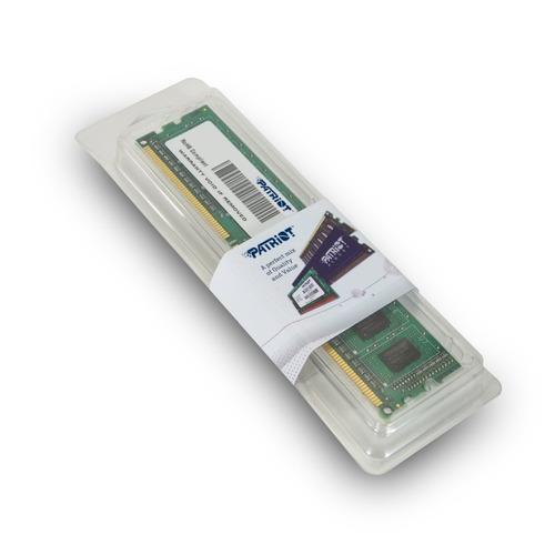 patriot signature line 4 gb ddr3 1333 mhz de memoria informá