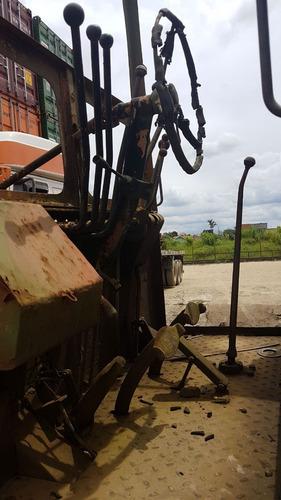 patrol motoniveladora huber warco 140 hidráulica