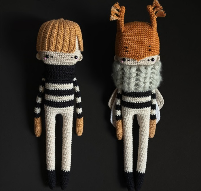 lalylala unicorn mod made by red fox stitches / based on a ... | 661x698