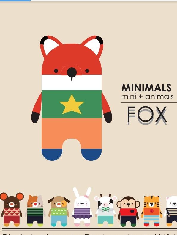 Patron Coleccion Mini Animales Amigurumis 10 Patrones - $ 100,00 en ...