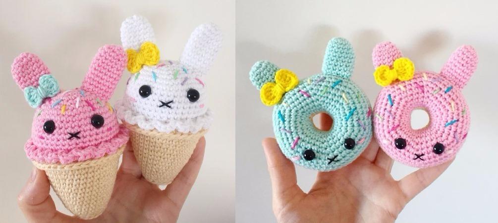 Patrón Crochet Amigurumis A Elección Para Muñecos + Regalo - $ 40,00 ...